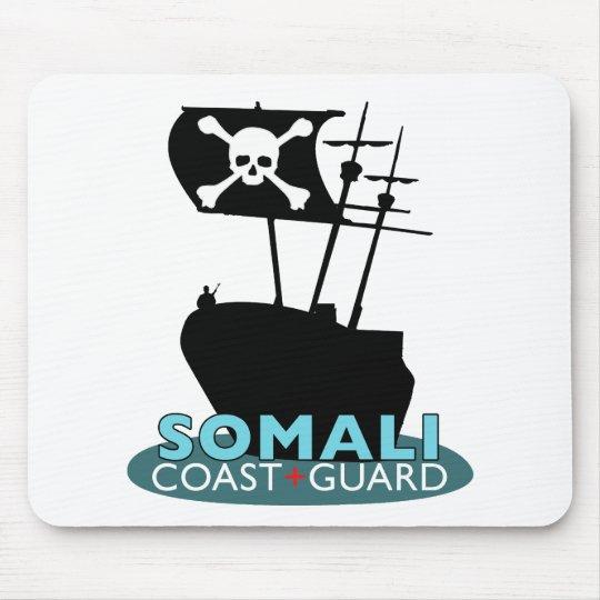 Somali Coast Guard Mouse Pad