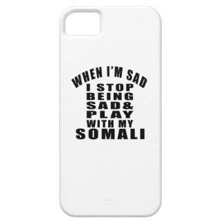 SOMALI COOL CAT DESIGNS iPhone 5 CASES