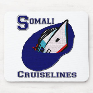 Somali Cruiselines Mouse Pad