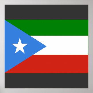 somali Ethiopia Print