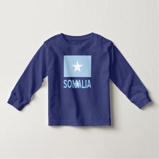 Somali Flag and Somalia Toddler T-shirt