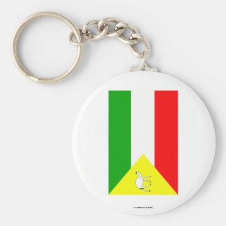 Somali Flag Keychain