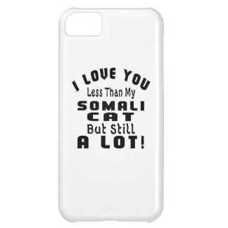 SOMALI FUNNY DESIGNS iPhone 5C CASES