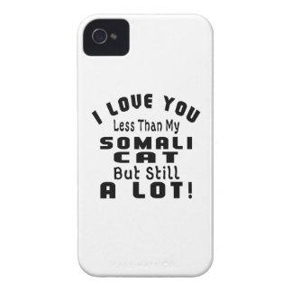 SOMALI FUNNY DESIGNS Case-Mate iPhone 4 CASE