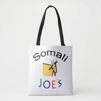 Somali Joe's Official Kid Goat Tote Bag
