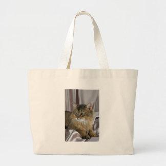 Somali, usual large tote bag