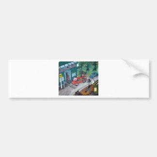 Somalia Border Bumper Sticker