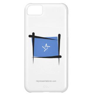 Somalia Brush Flag iPhone 5C Case