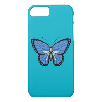 Somalia Butterfly Flag iPhone 7 Case