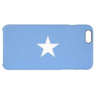 Somalia Clear iPhone Case