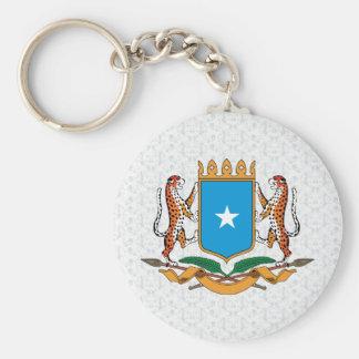 Somalia Coat of Arms detail Key Chains