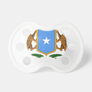 Somalia Coat of Arms Baby Pacifier
