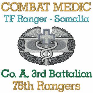 Somalia Combat Medic Shirt Embroidered Polo Shirt