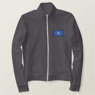 Somalia Embroidered Jacket