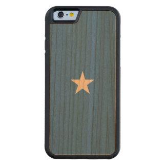 Somalia Flag Carved® Cherry iPhone 6 Bumper Case
