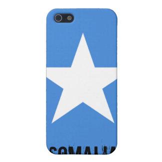 Somalia flag iPhone 4 case