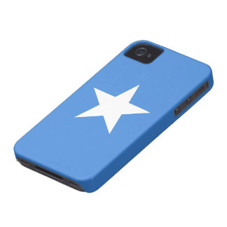 Somalia Flag iPhone 4 Case-Mate Case