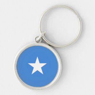 Somalia Flag Keychain