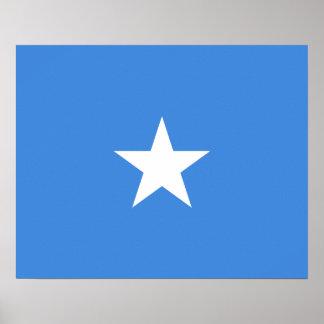 Somalia Flag Poster