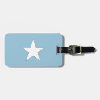 Somalia Flag Tag For Luggage