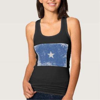 Somalia Flag Tank Top