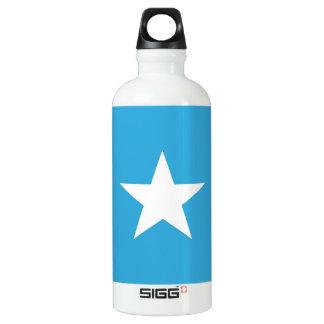Somalia Flag Water Bottle