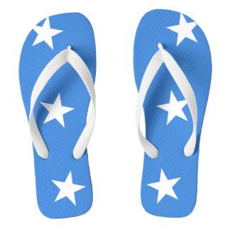 Somalia Flip Flops