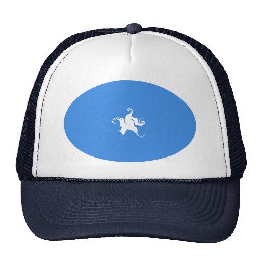 Somalia Gnarly Flag Hat