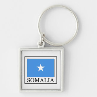 Somalia Keychain