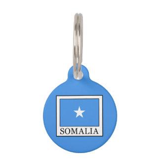 Somalia Pet ID Tag