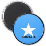 Somalia Roundel quality Flag Fridge Magnet