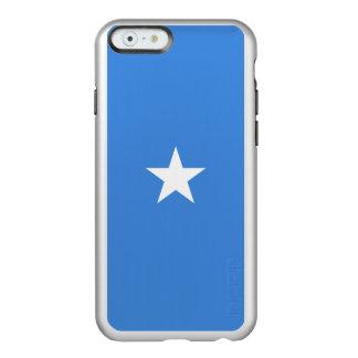Somalia Silver iPhone Case