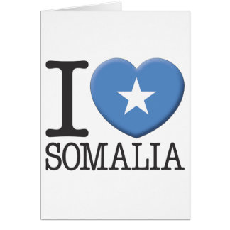 Somalia Tarjeton