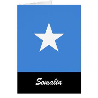 Somalia Tarjetón