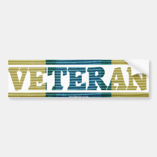 Somalia Veteran  Campaign Ribbon Sticker