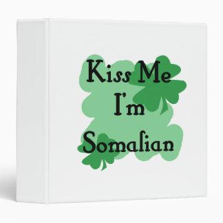 Somalian 3 Ring Binder