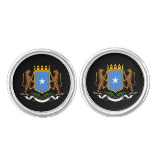 Somalian coat of arms cufflinks