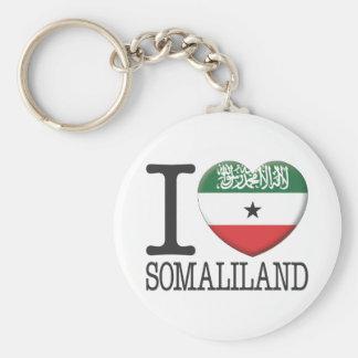 Somaliland Keychain