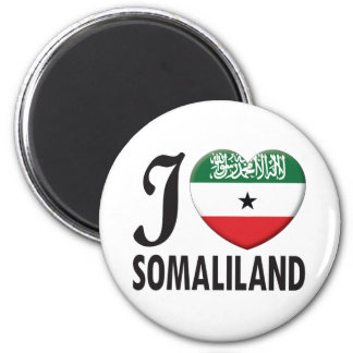Somaliland Love Magnets