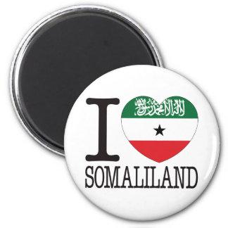 Somaliland Love v2 Fridge Magnet
