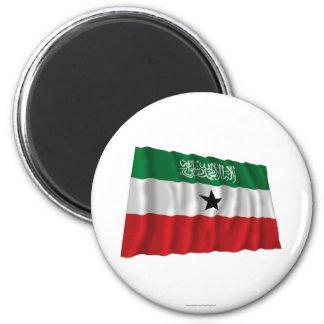 Somaliland Waving Flag Magnets
