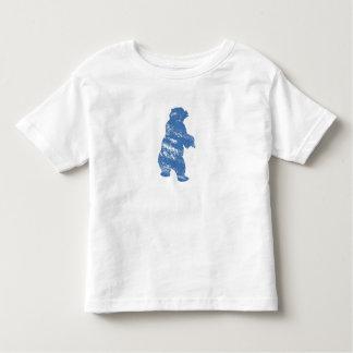 Sombra azul Disney de Kenai del oso de Brother Playera De Bebé