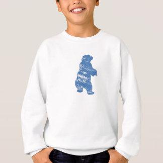 Sombra azul Disney de Kenai del oso de Brother Playeras