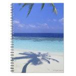 Sombra de la palmera note book