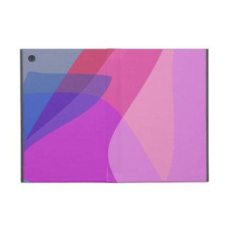 Sombra de la púrpura de la brisa apacible iPad mini carcasas