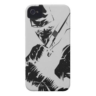 Sombra de la tormenta Case-Mate iPhone 4 protectores