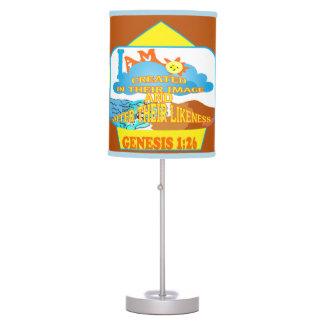 Sombra de lámpara - creada en su imagen