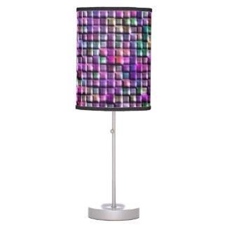 Sombra de lámpara de cerámica del mosaico