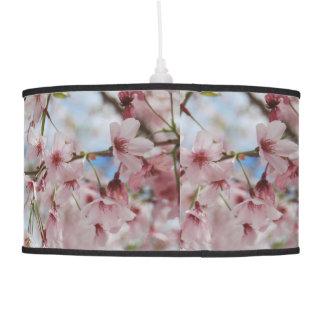 Sombra de lámpara de la flor de cerezo