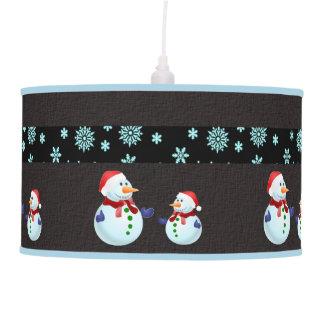 Sombra de lámpara del bebé del navidad de los muñe
